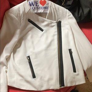 Helmut Lang Moto jacket